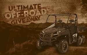 Ultimate Off Road Giveaway