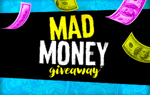 Mad Money Giveaway