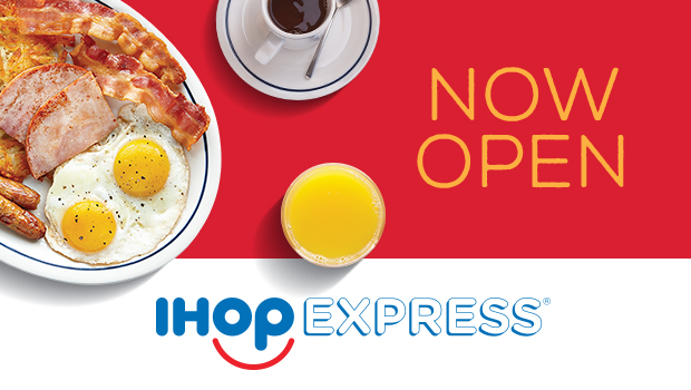 IHOP Express Now Open