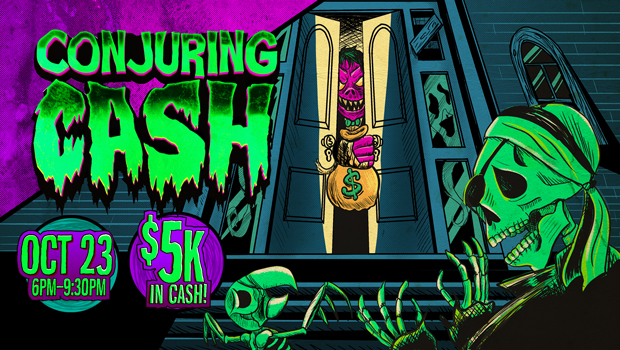 Conjuring Cash
