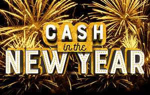 Cash in the New Year