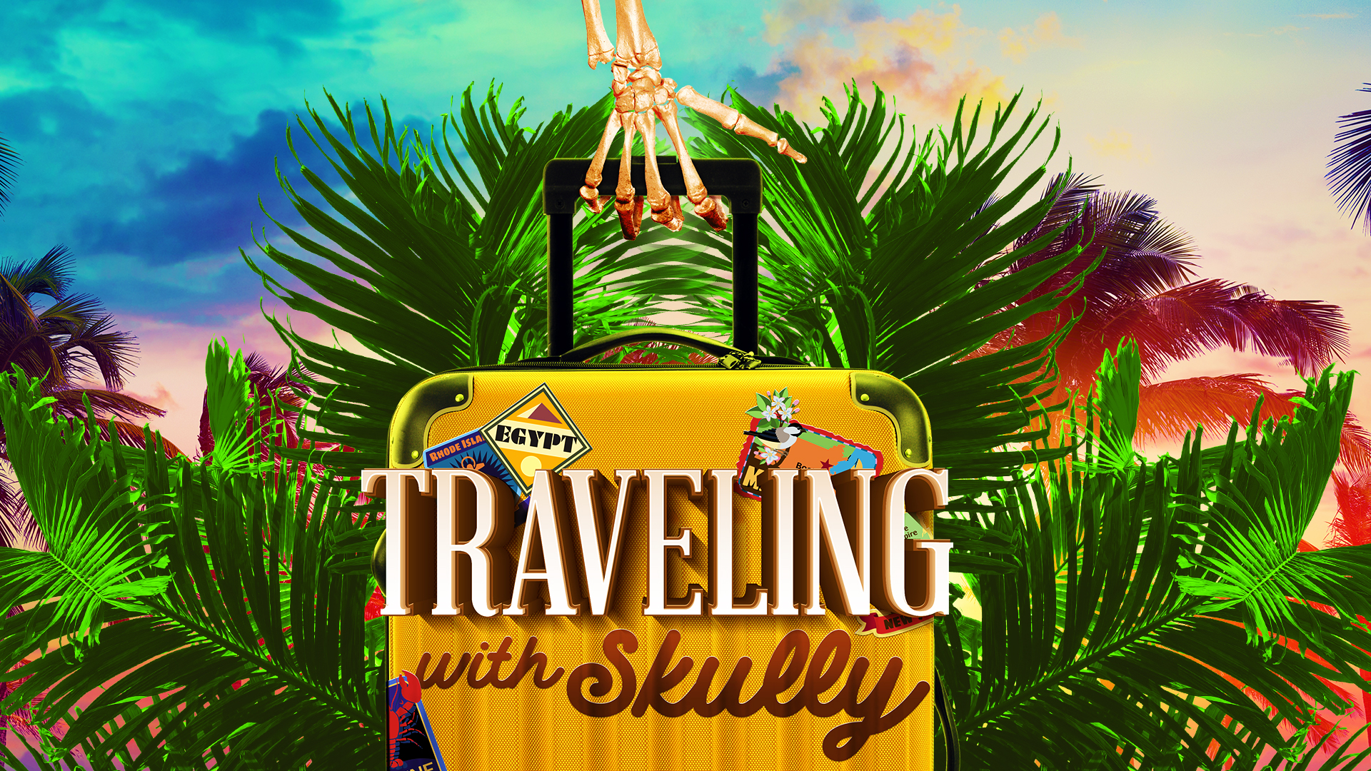 Traveling with Skully