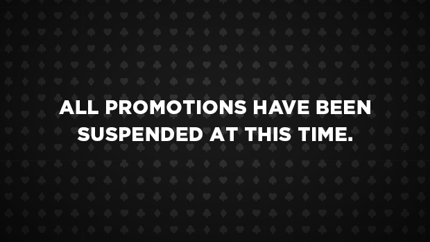 All Promotions Suspended